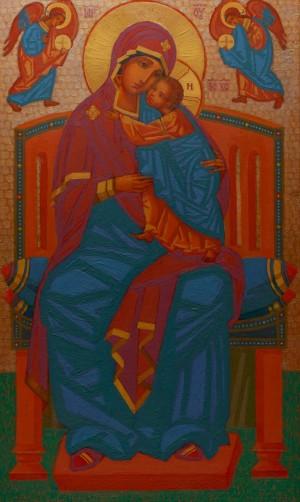 M. Hresko 'Our Lady', 2017