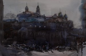 Когутич В.'Перший промінь після дощу'