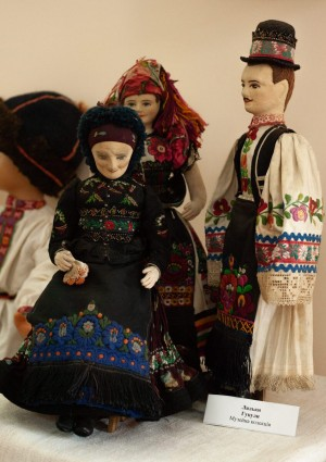 Dolls-Hutsuls (Museum Collection)