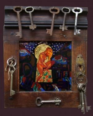 Ретроспективну виставку робіт представив у Будапешті Дюрі Дикун