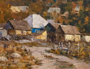 Федяєв О. 'Етюд', 2005