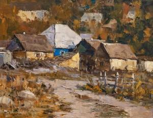 O. Fediaiev 'Etude', 2005