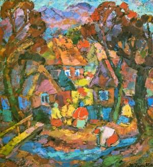 Сільські будні, 1988
