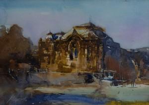 Когутич В.'Плачучі стіни синагоги'
