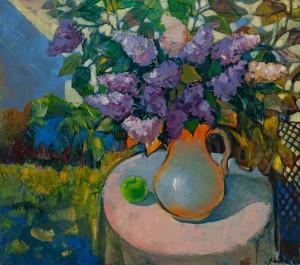 O. Kondratiuk 'Lilac'