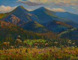 A. Pavuk The Tatra Mountains'