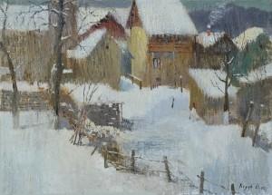 'Зима', п.о.