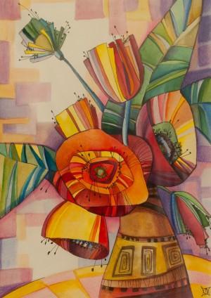 'Квітковий натюрморт'