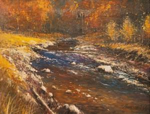 O. Lypchei 'Forest Stream'