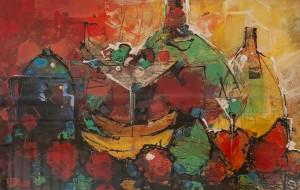 T. Usyk 'Still Life'