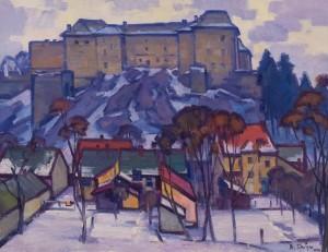 Габда В. 'Ужгородський замок'
