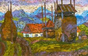 Сільський мотив, 1985