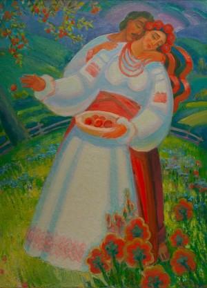 M. Hresko 'Hutsul Apples', 2009