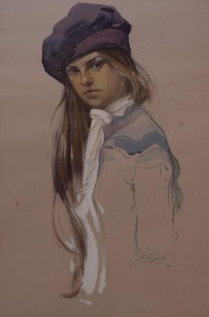 Когутич В.'Портрет дружини'