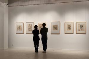 """Personal exhibition """"Retro"""" by Nadiia Ponomarenko"""