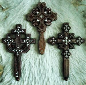 Y. Pavlovych 'Crosses', 2008
