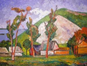 'At The River Volha'