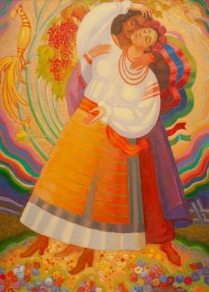 Гресько М. 'Закохані', 2009