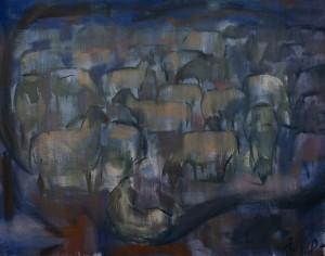 A. Kopryva 'Sheepfold'