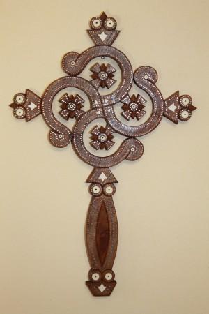 Y. Pavlovych 'Cross-Svarga'