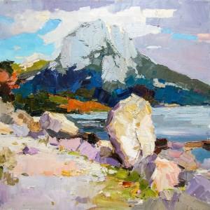 O. Shandor 'Stones', 2013