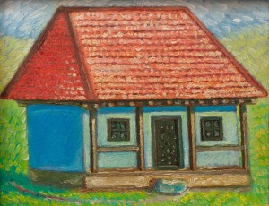 I. Chepa 'Transcarpathian Hut'
