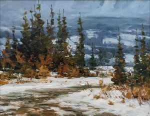 Федяєв О. 'Етюд', 2007