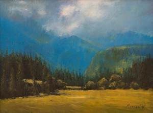 O. Lypchei 'Summer In The Tatras Mountains', 2012