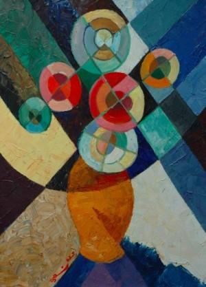 'Букет цілей', 2002, 50х38