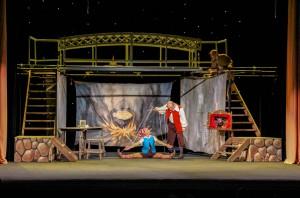 «Буратіно», театральна діяльність, 2012