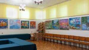 "Exhibition ""New Generation"" of Olha Kashshai"