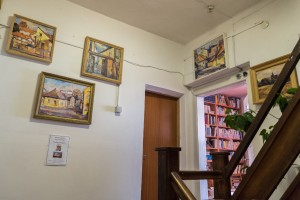 IN UZHHOROD IT WAS OPENED THE PERSONAL EXHIBITION OF ANDRII Kuruts