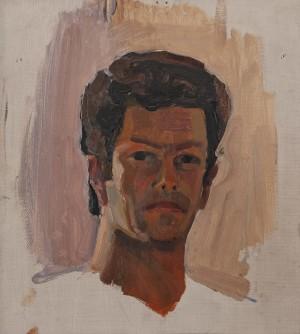 Y. Babynets 'Self-Portrait'
