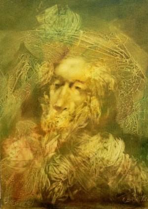 Man's Head, 2008