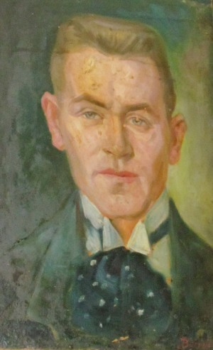 Portrait of Istvan Kutlan