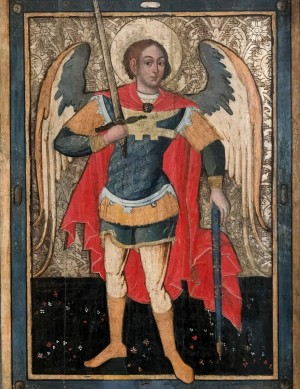The Archangel Michael', 1666