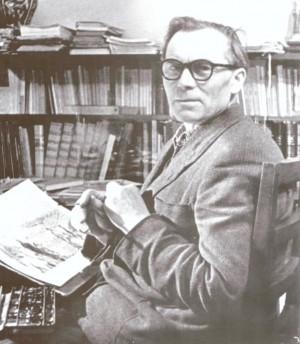 Фіала В. У домашній бібліотеці, 1952