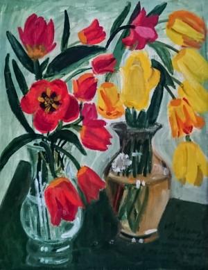 Tulips, 1991