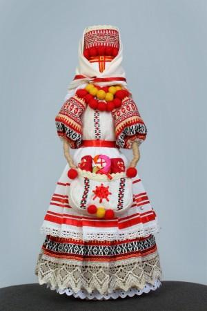 Берегиня-мати, 2013, текстиль, валяння, вишивка