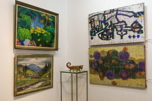 "TRANSCARPATHIAN ARTISTS PRESENTED ""EASTER EXHIBITION"" IN UZHHOROD"