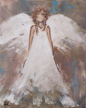 'Ангел', 2018, п.о.