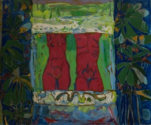 A. Kovach Adam and Eve, 2015