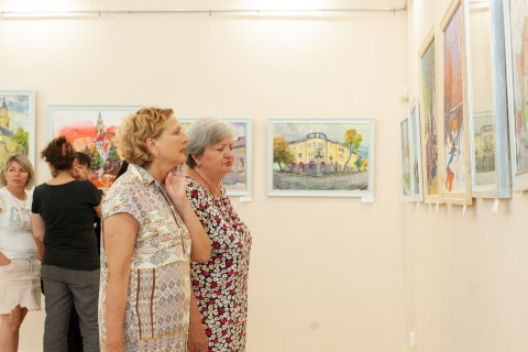 """Treasures of Berehovo"""
