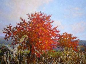 Червоні дерева, 2012