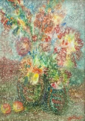Бондаренко І.'Натюрморт з квітами'