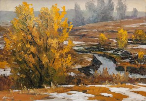 Федяєв О. 'Етюд', 2008
