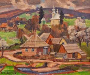 V. Habda Liubnia Village', 1922
