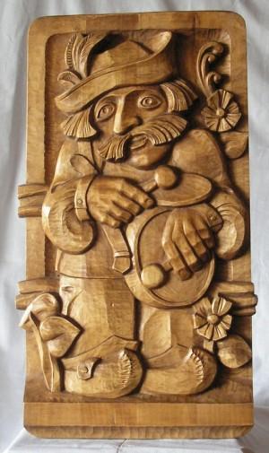 Лемківські музики. Бубнар, 2006