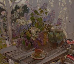 L. Korzh-Radko 'Spring Day'