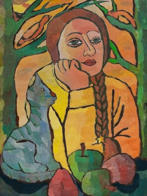 Y. Rybai 'Portrait'